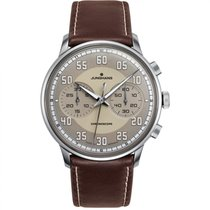 Junghans Meister Driver automatic small seconds stainless...