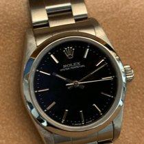 Rolex Oyster Perpetual 31 Acciaio 31mm Nero Senza numeri Italia, Roma
