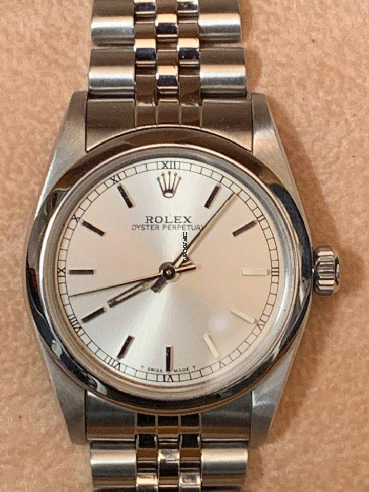 51e5a20fe70 Rolex Oyster Perpetual 31 por 2.900 € para vender por um Trusted Seller na  Chrono24