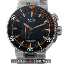 Oris Carlos Coste Limited Edition Titanium 46mm Black Arabic numerals United States of America, New York, New York