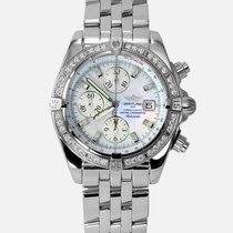 Breitling Steel 44mm Automatic A13356 pre-owned