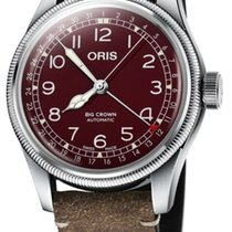 Oris Big Crown Pointer Date new 2019 Automatic Watch with original box and original papers 01 754 7741 4068-07 5 20 50