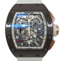 Richard Mille RM 011 Rose gold 2016 RM 011 50mm pre-owned