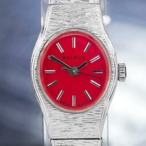 Bulova Steel 17mm Manual winding pre-owned United States of America, California, Beverly Hills