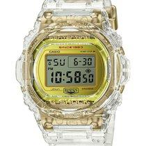 Casio Gold/Stahl 48.9mm Quarz DW5735E-7 neu