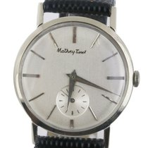 Tissot White gold 31mm Manual winding pre-owned United States of America, New York, Smithtown