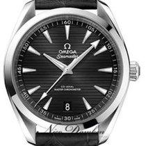 Omega Seamaster Aqua Terra Acier 41mm Noir Sans chiffres