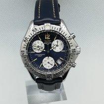 Breitling Colt Chronograph Stahl 40mm Blau Keine Ziffern Deutschland, Bielefeld