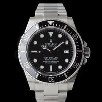 Rolex Sea-Dweller 4000 pre-owned 40mm Black