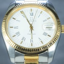 Zenith Gold/Steel 36mm Automatic Captain pre-owned