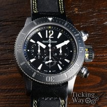 Jaeger-LeCoultre Master Compressor Diving Chronograph GMT Navy SEALs Titanio Negro