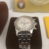 Breitling Chronomat 44 Steel 44mm Silver No numerals Australia, Brisbane
