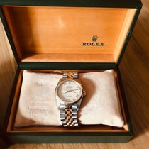 Rolex Datejust occasion 36mm Or Date Or/Acier