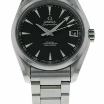 Omega Seamaster Aqua Terra Steel 38.5mm Black United States of America, Florida, Sarasota