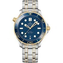 Omega 210.20.42.20.03.001 Gold/Steel Seamaster Diver 300 M 42mm new United States of America, Pennsylvania, Holland