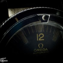 Omega Steel Automatic 165.014 pre-owned