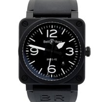 Bell & Ross BR 03-92 Ceramic Keramika 42mm Crn
