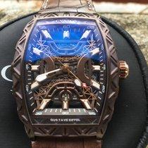 Cvstos Challenge CV14045CHJLEIAB0000C5N10 État neuf Bronze 53,70mm Remontage automatique France, Paris
