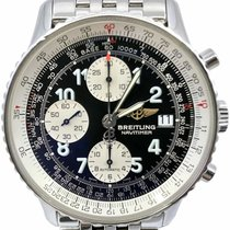 Breitling Old Navitimer Steel 40mm Black Arabic numerals United States of America, Florida