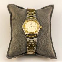 Ebel Classic Wave 750 Gold & Brillianten Ref. 181930X
