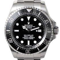Rolex Sea-Dweller Deepsea Сталь 44mm Чёрный