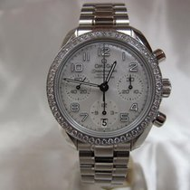 Omega Speedmaster Chronograph 38 mm Diamond