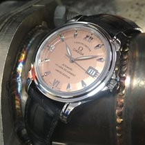 Omega Constellation Platinum Co Axial 592116131