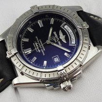 Breitling Windrider Headwind  Automatic - Day-Date - A45355