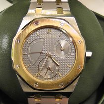 Audemars Piguet Royal Oak Dual Time Gold/Stahl 36mm Grau Deutschland, Bad Nauheim