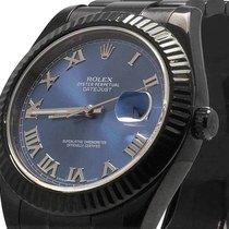 Rolex Datejust II Steel 41mm Blue Roman numerals United States of America, Georgia, Atlanta