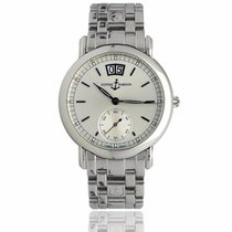 Ulysse Nardin San Marco Big Date Steel 37mm White No numerals