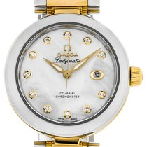 Omega De Ville Ladymatic 34mm Mother of pearl United States of America, California, Los Angeles