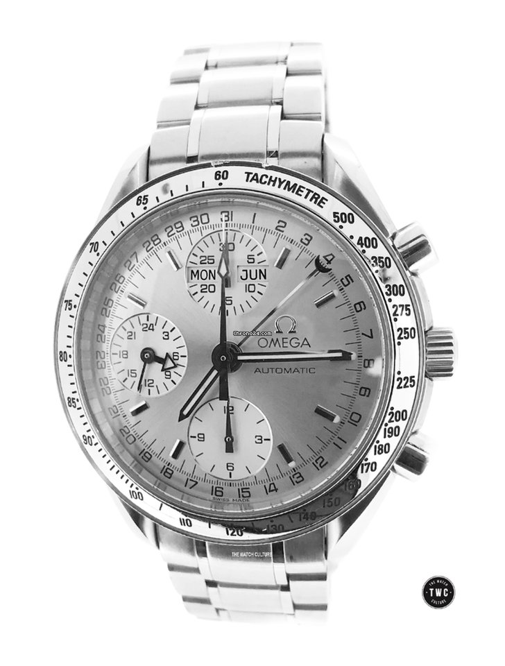 de9442f1c Omega Speedmaster Mk40 Day/Date Chronograph 3523.30 for $2,310 for sale  from a Trusted Seller on Chrono24