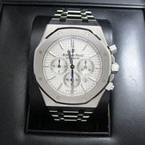 Audemars Piguet Steel 41mm Automatic 26320ST.OO.1220ST.02 pre-owned United States of America, New York, New York