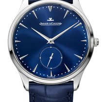 Jaeger-LeCoultre Master Grande Ultra Thin Blue Dial Small...
