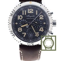 Breguet Type XXI 3817 Slate Grey Dial NEW