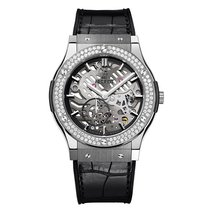 Hublot Classic Fusion Ultra-Thin Titanium 45mm Transparent United States of America, Pennsylvania, Holland