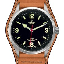 Tudor Heritage Ranger nuevo 2021 Automático Reloj con estuche y documentos originales 79910-0012