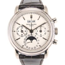 Patek Philippe Perpetual calendar chronographe 3970 g Full set