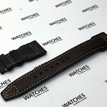 IWC Big Pilot Black Leather Strap - LT00240