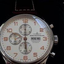 Zeno-Watch Basel l Pilot Chronografh Automatic