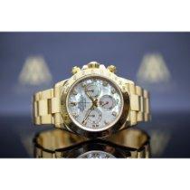 Rolex Cosmograph Daytona - 18 kt. Gelbgold - Diamanten