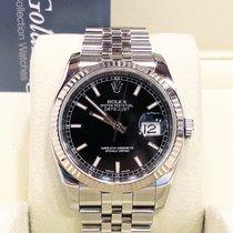Rolex Datejust 116234  Jubilè Black Dial
