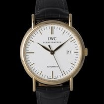 IWC Portofino Automatic pre-owned 39mm Red gold