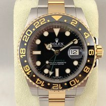 Rolex GMT-Master II steel/gold 116713LN ( 99,99% new )