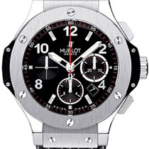 Hublot Big Bang 44 mm Steel 44mm Black Arabic numerals United States of America, Iowa