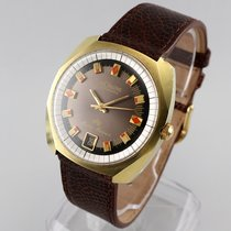 Jaeger-LeCoultre Gold/Steel 36mm Automatic pre-owned
