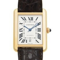 Cartier Tank Solo Gold/Steel 31mm White