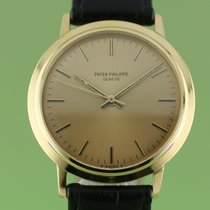 Patek Philippe Automatic back winder Calatrava 1981