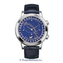 Patek Philippe Celestial Platinum 44mm Blue United States of America, California, Newport Beach